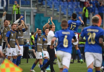 L'Italia vince ancora. EFE