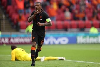 Wijnaldum explicou o motivo do fracasso da sua negociação com o Barça. AFP