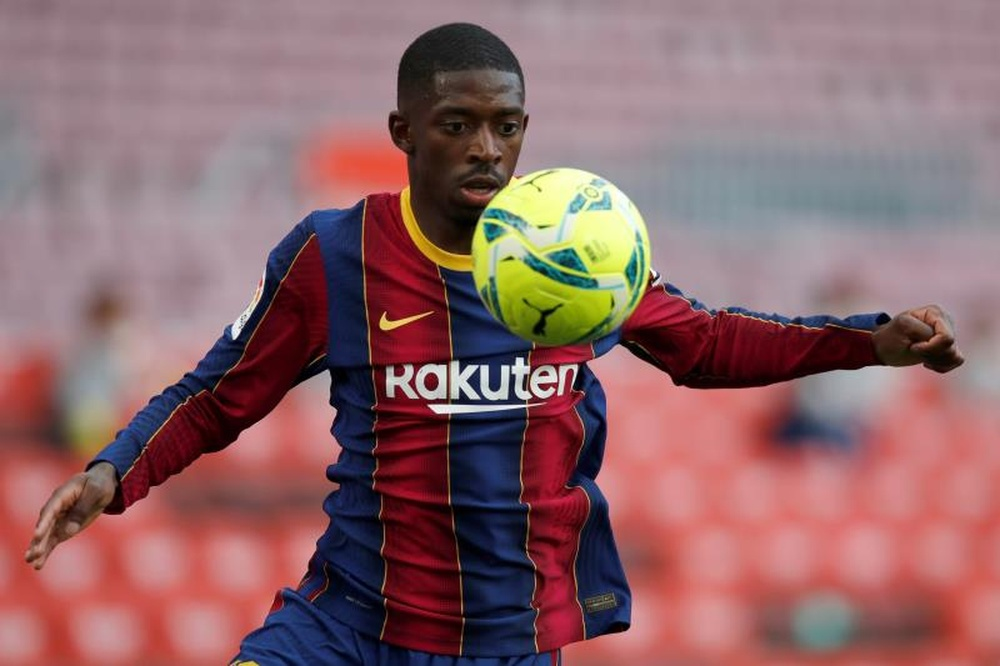 Liverpool wants to sign Dembele as a free agent in the summer. EFE