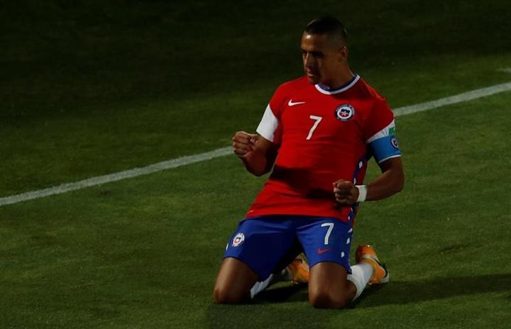 Le Rayo Vallecano veut recruter Alexis Sánchez. EFE