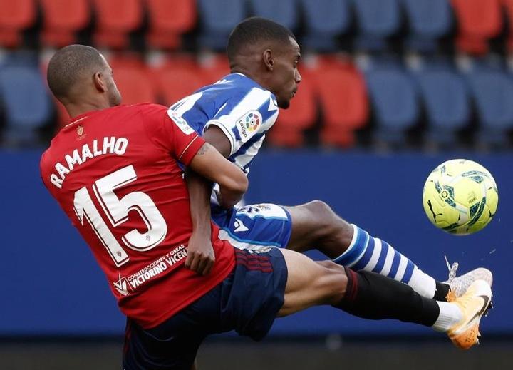 Ramalho  y Kike Barja regresan a los entrenamientos. EFE