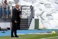 Zidane quiere tomarse un descanso. EFE
