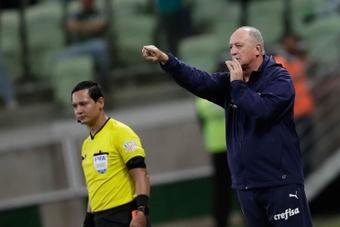 O drama do Grêmio: gol no fim, choro, raiva e Felipão incerto.EFE