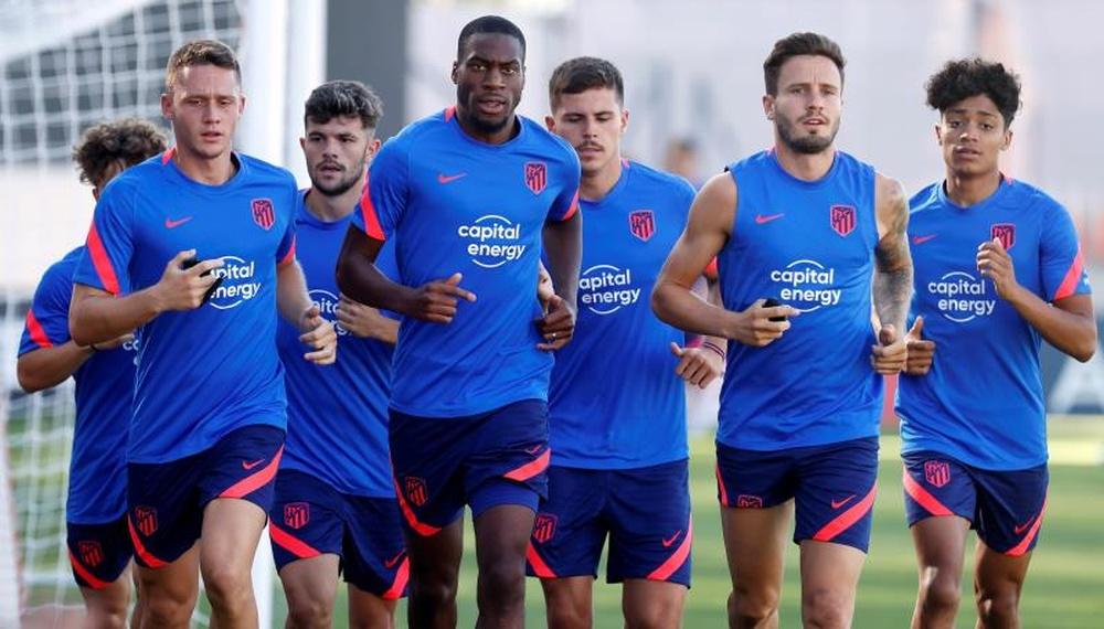 Varios equipos de primera se interesaron en Borja Garcés. EFE