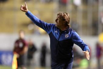 Gabriel Heinze era candidato a entrenar San Lorenzo. EFE