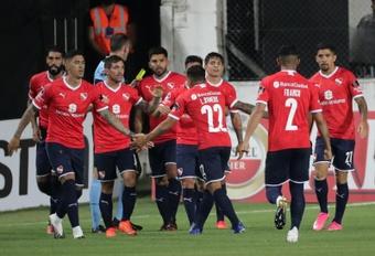 Independiente sigue siendo líder. EFE