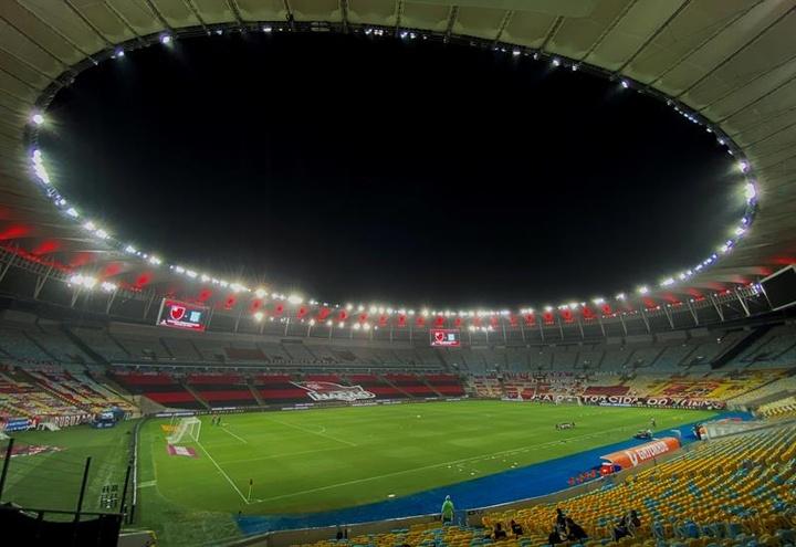 Rio de Janeiro inicia conversas para sediar o Mundial de Clubes 2021. EFE/Antonio Lacerda