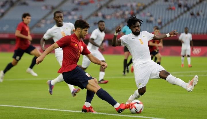 Asensio falou antes da semifinal olímpica entre Espanha e Japão. EFE/ RFEF/Gonzalo Arroyo