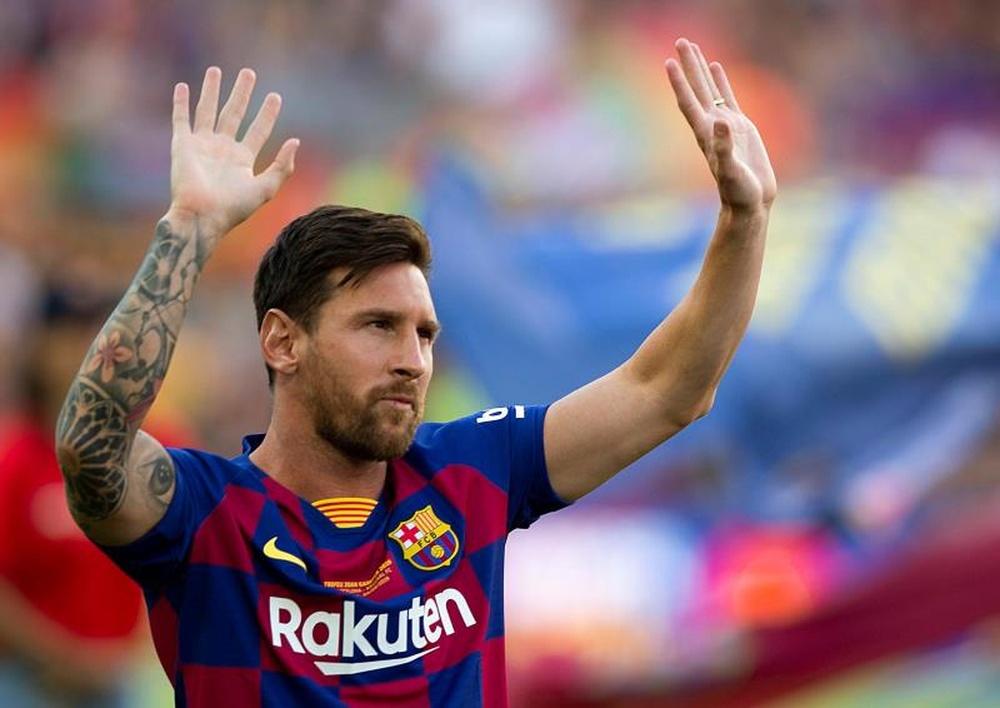 Il Barça avrebbe potuto trattenere Messi. EFE