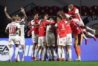 Reencontro entre Hernanes e SP machuca torcida tricolor. EFE/Sebastiao Moreira