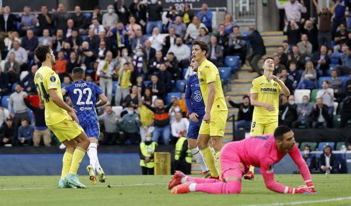 El Chelsea se llevó la Supercopa de Europa. EFE