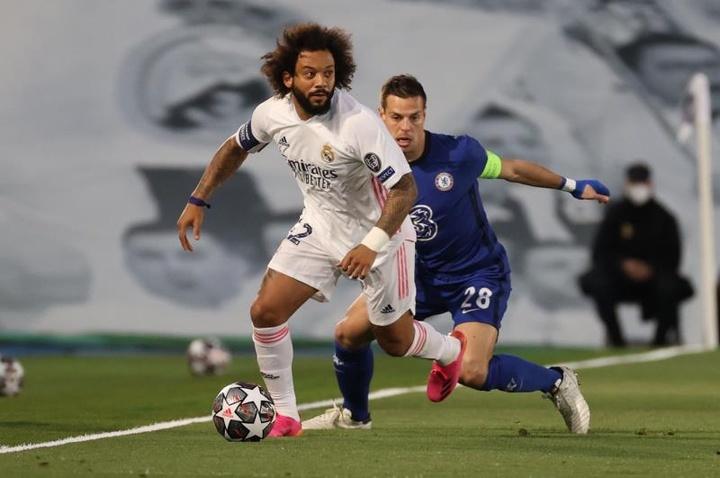 Marcelo ha già scelto la sua prossima meta dopo il Real Madrid. EFE