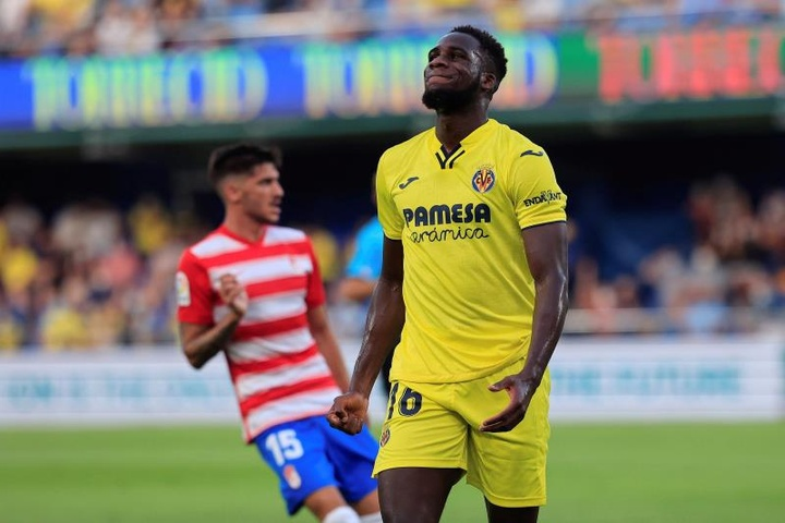 O Villarreal confirmou as lesões de Albiol, Alcácer e Dia. AFP