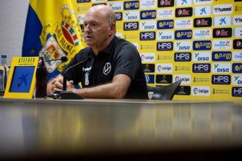 Pepe Mel analizó la victoria de su equipo. EFE