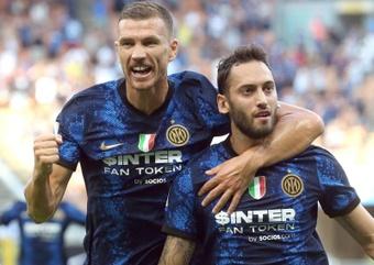 L'Inter vince al debutto. AFP