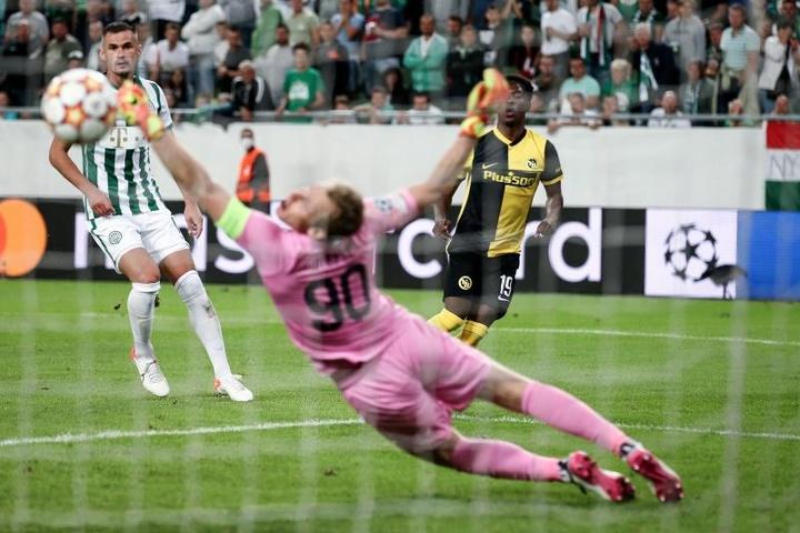 El Benfica se doctora en sufrimiento; Malmö y Young Boys le acompañan a la Champions. EFE