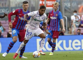 Lenglet apunta a titular ante el Dinamo de Kiev. EFE