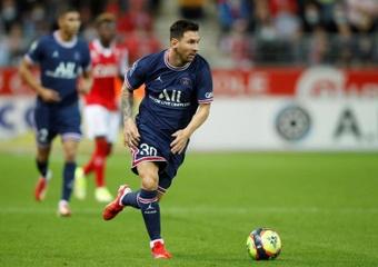Messi e Neymar saltano la partita contro il Clermont. EFE