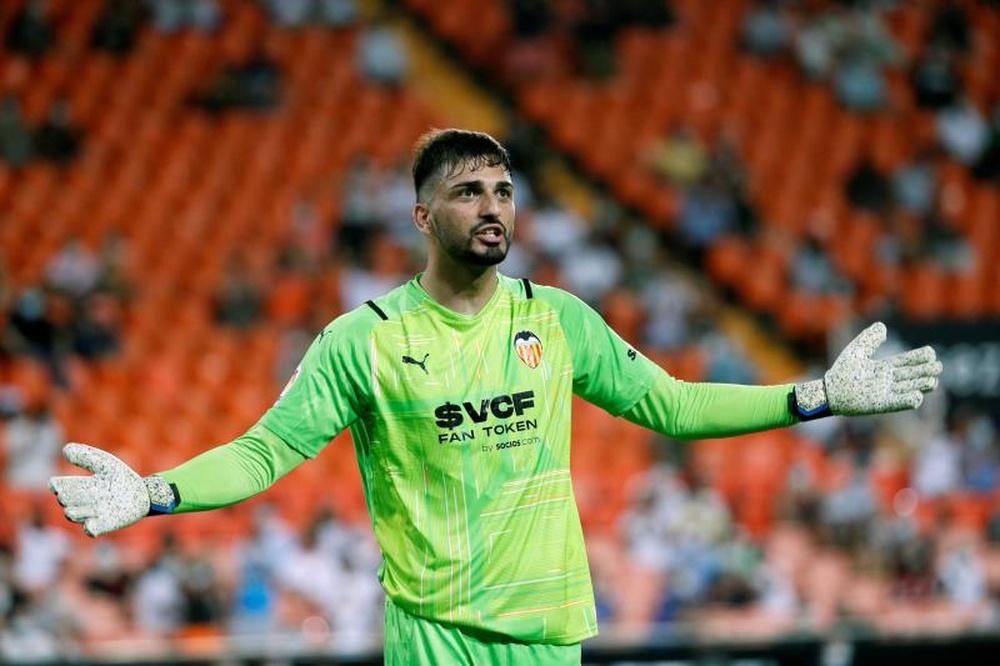 Mamardashvili se aisló de las críticas. EFE
