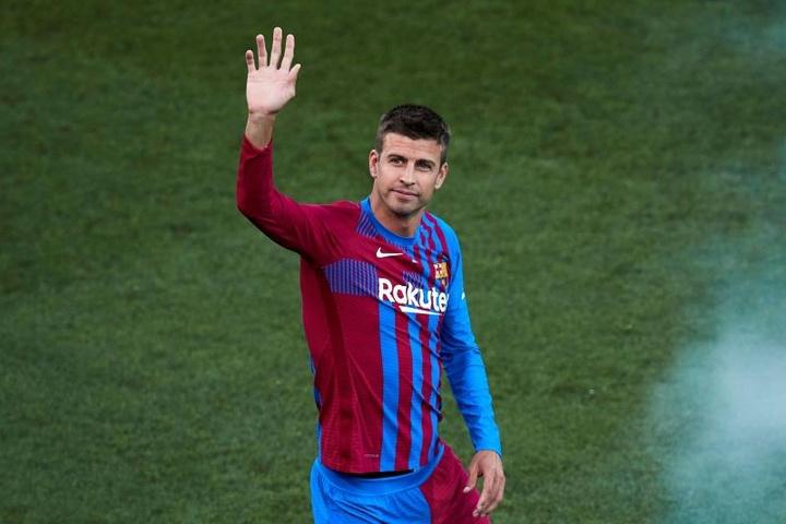 Pique has scored 51 goals for Barcelona. EFE