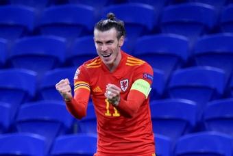 Gareth Bale sauve le Pays de Galles avec un triplé. EFE
