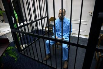 Saadi Gaddafi ha pasado siete años en prisión. EFE/EPA/Archivo