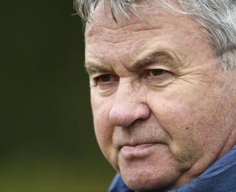 Adeus a uma lenda: Guus Hiddink retira-se.EFE