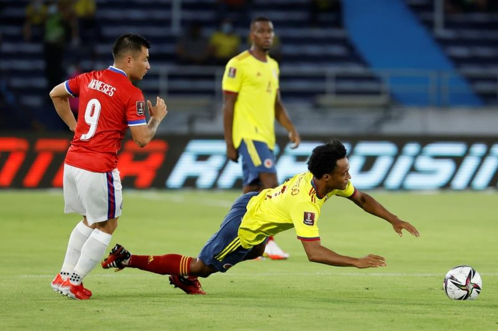 Cuadrado cree que el partido ante Ecuador es una final. AFP
