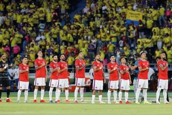 Actualidad del día en el fútbol chileno a 15 de octubre de 2021. EFE