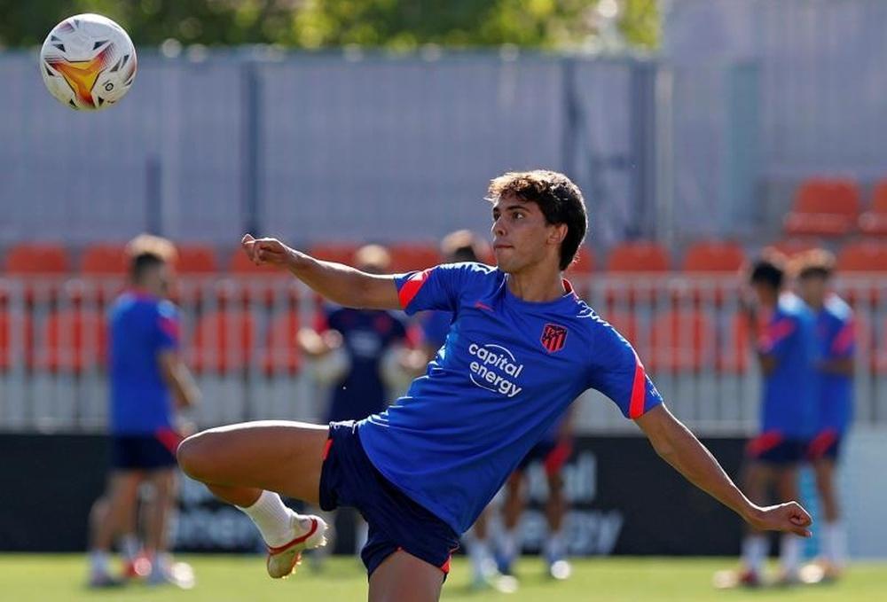 El Atlético recurrirá al Comité por Joao Félix. EFE