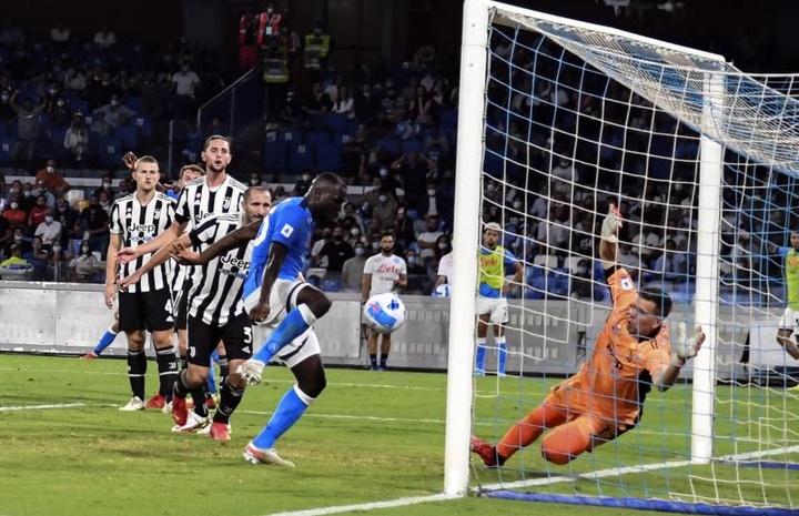 La Juventus cayó de nuevo en la Serie A. EFE