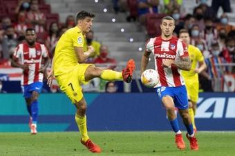 Desfalque de peso para o jogo no Santiago Bernabéu. EFE/Rodrigo Jiménez