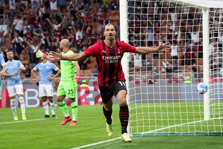 Un regreso escrito por Zlatan. EFE