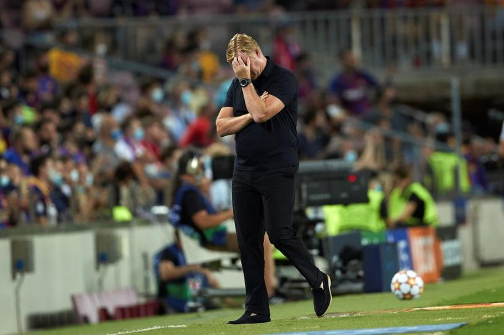 Different opinions in Barça's board, many ask for Koeman to be sacked. EFE