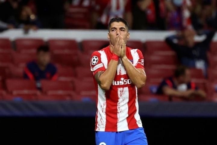 Suárez a donné son avis sur la situation du club catalan en marge du match de samedi. EFE