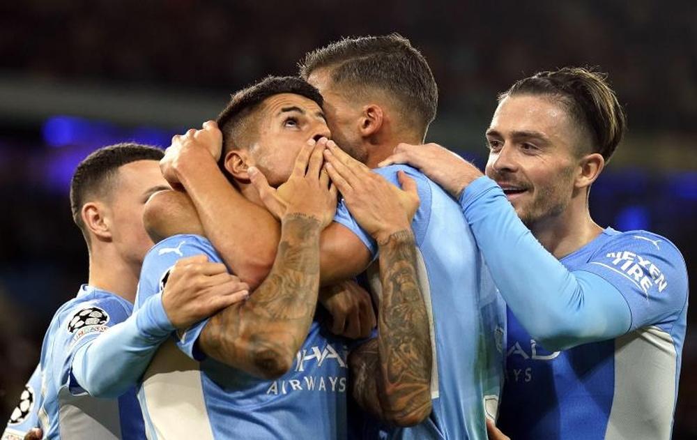 Manchester City flambe face au RB Leipzig malgré Nkunku. EFE