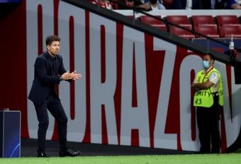 El tiempo de añadido está salvando al Atlético. EFE