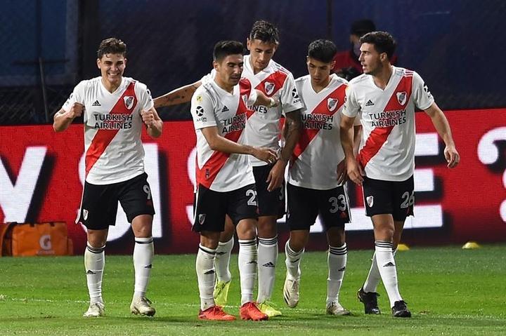 River Plate se llevó la victoria en casa de Newell's. EFE