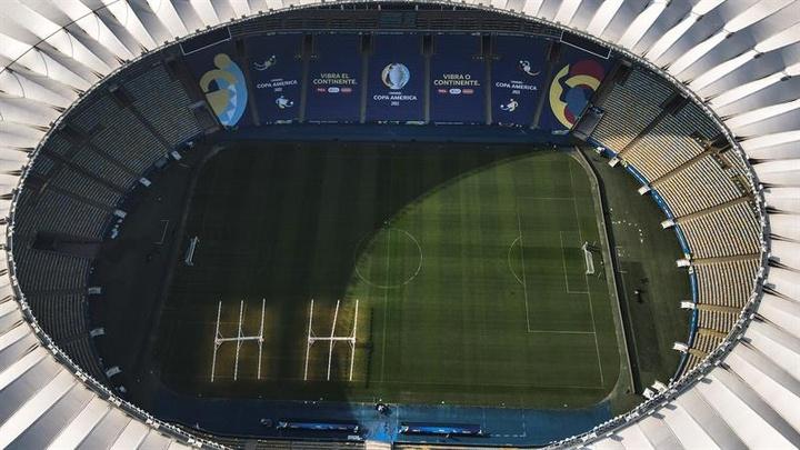 FIFA descartou o Mundial de Clubes no Rio por questões econômicas. EFE