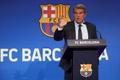El presidente del FC Barcelona, Joan Laporta, en una imagen de archivo. EFE