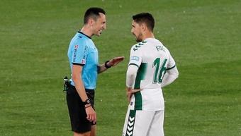 Sanchez Martinez sera l'arbitre du Clasico. EFE