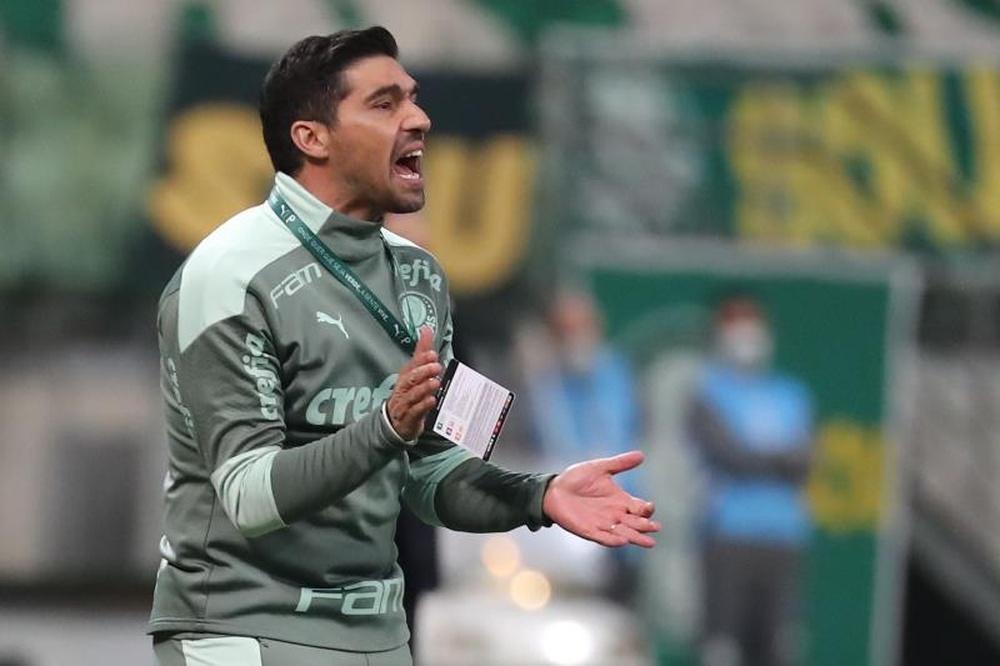 Qual a escalação do Palmeiras contra o Bahia.EFE