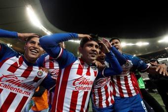 Querétaro cogió aire gracias a Chivas. EFE