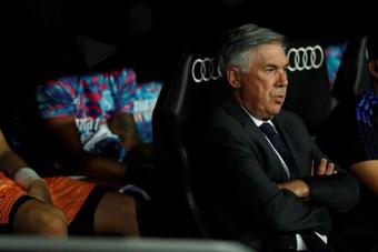 Le Real Madrid va pouvoir compter sur le retour de certains de ses joueurs. EFE