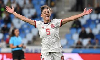 El partido de clasificación al Mundial Femenino de 2023 acabó con un 0-7 de España a Hungría. EFE