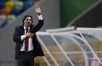 Rui Costa é o novo presidente do Benfica.EFE