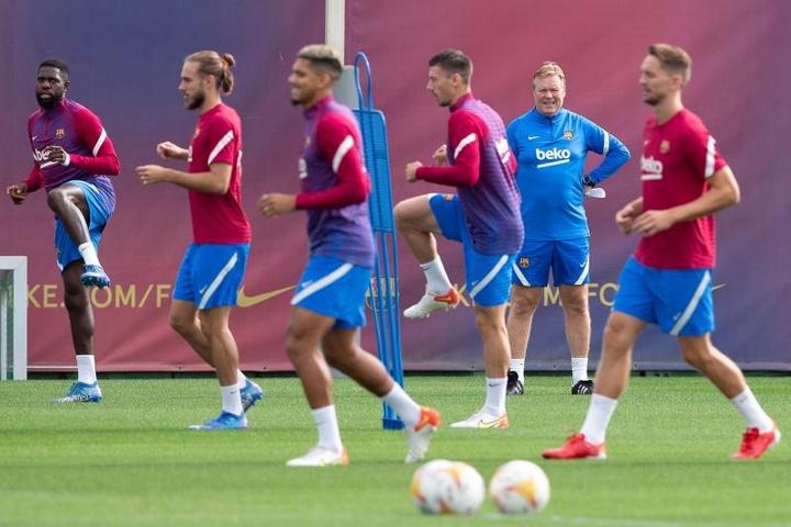 Swedberg, la gran joya sueca, se deja querer por el Barça. EFE