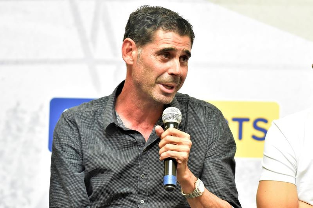 Hierro is confident in the quality of La Liga as a competition. EFE