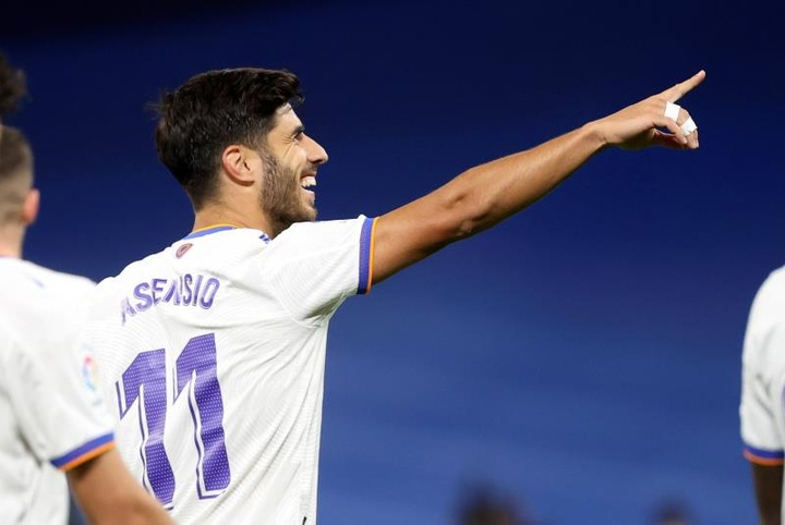 Asensio shines against his former team and Benzema is a spectacle. EFE