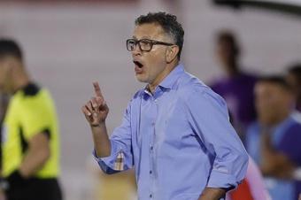 Juan Carlos Osoario seguirá entrenando al América de Cali. EFE
